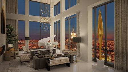 Host the Ultimate Private Super Bowl Party in a Penthouse Suite at Trump SoHo