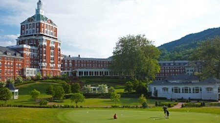 Tee Off with New 2014 Golf Packages at The Omni Homestead Resort