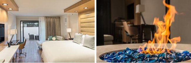 Loews Santa Monica Beach Hotel Unveils New Beachcomber Fire Pit Rooms & Suites