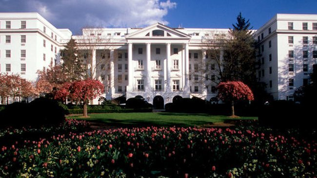 The Greenbrier Announces Plans For New State-of-the-Art Tennis Stadium on Resort Grounds