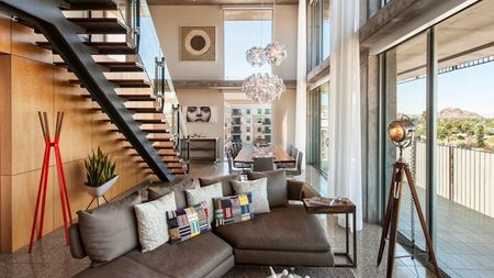 Scottsdale's Hotel Valley Ho Adds Luxe Presidential Loft Suite