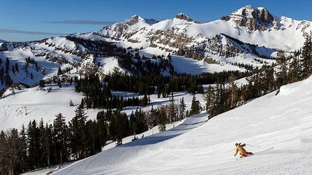 Jackson Hole Mountain Resort Opening Thanksgiving Day with Significant Terrain