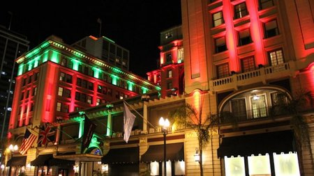 San Diego's US GRANT Hotel Offers Over-The-Top '12 Days of Christmas' Package