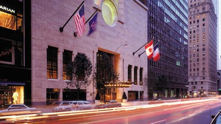 All Access Fashionista Package at Four Seasons Hotel New York