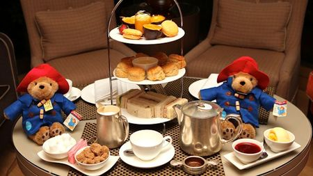 London's Athenaeum Hotel & Apartments Offers Paddington Bear Package and Afternoon Tea