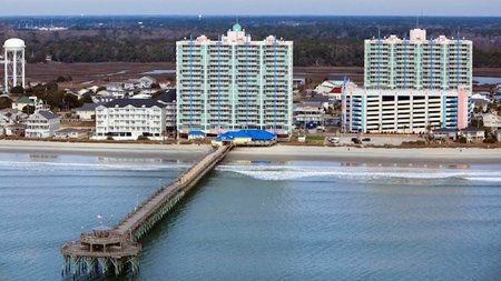 Myrtle Beach Seaside Resorts Offer 'Be Mine!' Valentine's Day Package