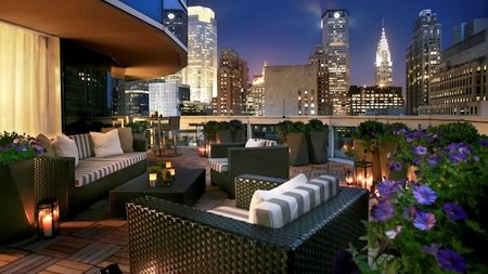 Sofitel New York Offers A Rare Oasis Of Calm In Times Square