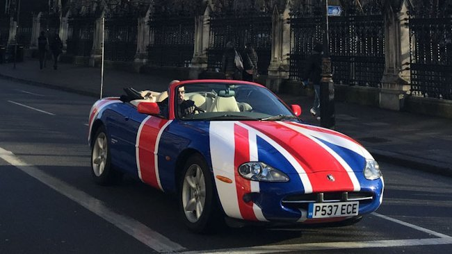 Explore London in a Union Jag from The Athenaeum Hotel & Apartments
