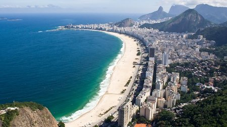 Travel with the U.S. Olympic Team to Rio de Janeiro in 2016