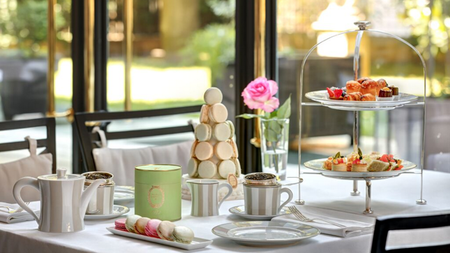 Palazzo Parigi Launches Ladurée Afternoon Tea & Fall Stay Package