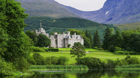 Scottish Luxury at the Inverlochy Castle Hotel