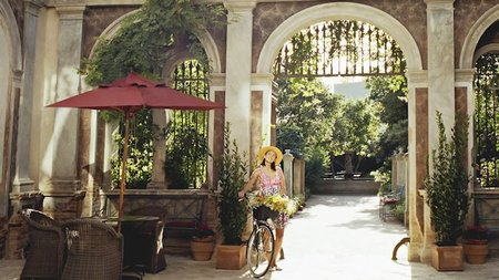 Easter at Francis Ford Coppola's Palazzo Margherita