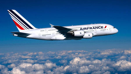 Air France Launches Special Fares to Celebrate New JFK-Orly Route