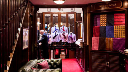 Turnbull & Asser Exclusive Bespoke Event Washington DC, March 22