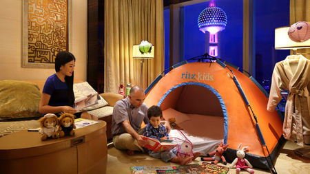 Uncover 'Family Magical Moments' This Summer With The Ritz-Carlton Shanghai, Pudong