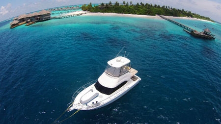 Sail Away on the Sense of Freedom at Six Senses Laamu