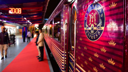 India: Journey to the North on the Maharaja's Express
