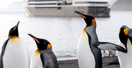 Abercrombie & Kent Offers Antarctica Luxury Family Travel Deal