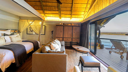 Chobe Water Villas Opens in Namibia
