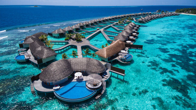 W Maldives Launches Extreme Island Takeover Package - the Million Dollar Escape