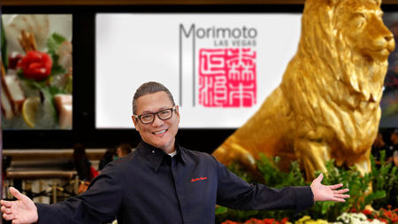 Iron Chef Masaharu Morimoto Debuts First Las Vegas Restaurant At MGM Grand