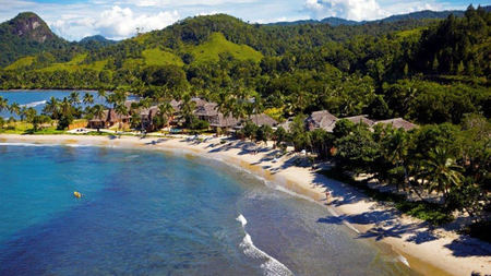 Escape to Nanuku Auberge Resort In Fiji's Adventure Capital