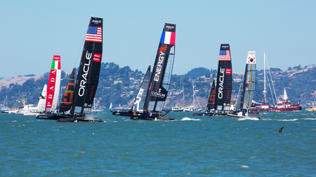Butterfield & Robinson in Bermuda for America's Cup