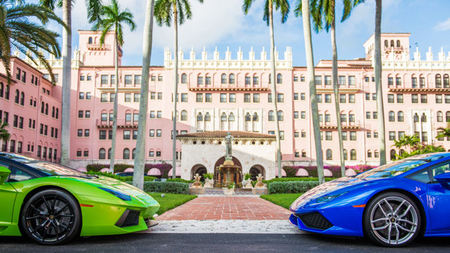 Waldorf Astoria Driving Experience Announces 2017 Dates and Destinations