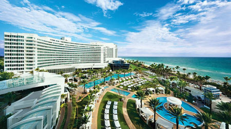 Fontainebleau Miami Beach Hosting First-Ever Wellness Escape Weekend