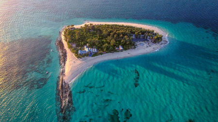 Thanda Island is Named in Conde Nast Traveler Hot List 2017