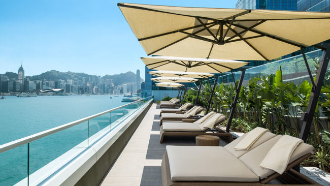 Kerry Hotel, Hong Kong Opens on the Iconic Victoria Harbour Waterfront
