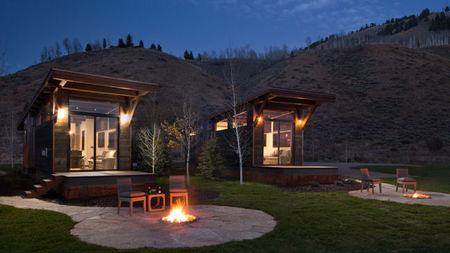 Trend: Luxury Resorts Offering Tiny Homes