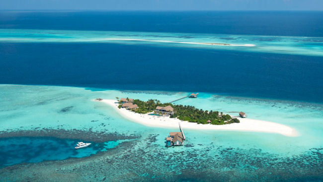 Pure Luxury: The World's Best Private Islands