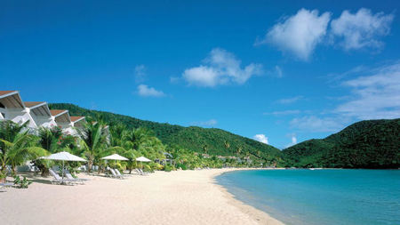 Island Bathing at Carlisle Bay, Antigua