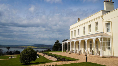 A Visit to Lympstone Manor - Chef Michael Caines' New Luxury Hotel in Devon