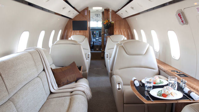 XOJET Partners with Canyon Ranch