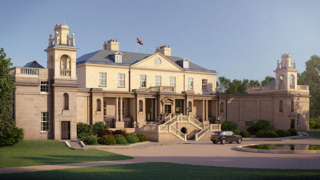 The Langley, a Luxury Collection Hotel, to Open in Duke of Marlborough's Former Country Estate