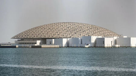 Louvre Abu Dhabi, A new cultural landmark for the 21st century, opens