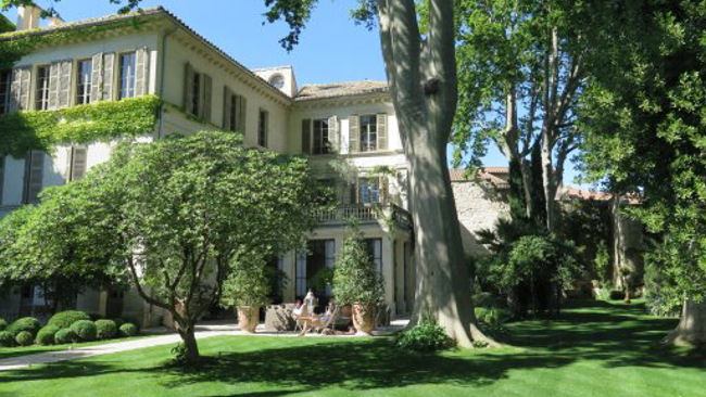 La Divine Comedie, the most exclusive property in the heart of Avignon