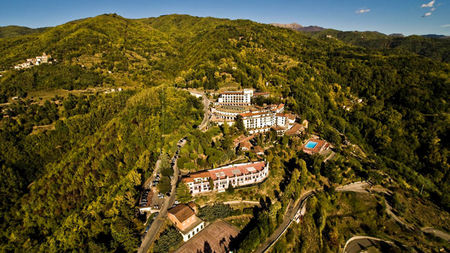 Natural Healing Retreat at Renaissance Tuscany Il Ciocco Resort & Spa