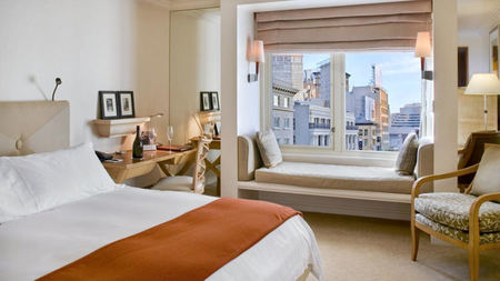 5 Reasons to Visit Taj Campton Place in San Francisco Now