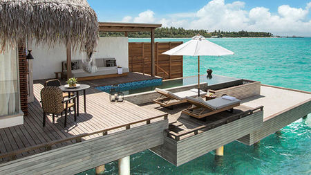 First Fairmont Resort Opens in the Maldives
