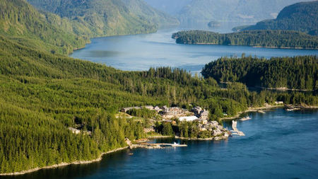 British Columbia's Sonora Resort Opens for the Season, May 1st