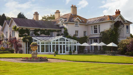 An Escape to Summer Lodge Country House Hotel & Spa