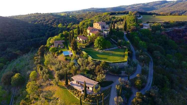Tuscany's Top 3 Boutique Hideaways