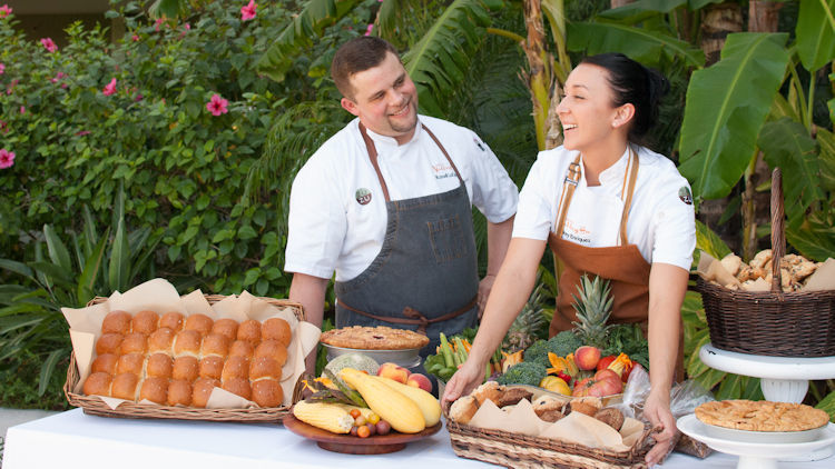 Scottsdale's Hotel Valley Ho Offers Chefs + Farmers Market Series