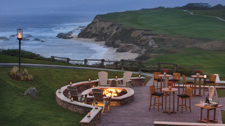 Unwind on the California Coast with New Bonfire Hour at The Ritz-Carlton, Half Moon Bay