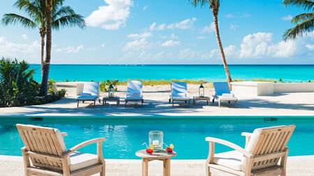Stay for 7, Pay for 6 in Turks & Caicos' Stunning Villa Coral House