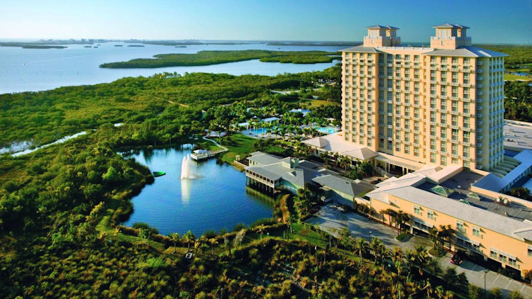 Savor the Suite Experience at Hyatt Regency Coconut Point Resort and Spa