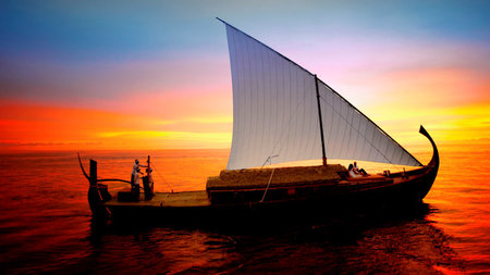 Sail in Style with Baros Maldives on a Traditional Dhoni